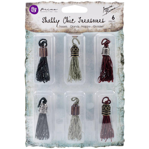 Prima Marketing Shabby Chic Treasures Tassels