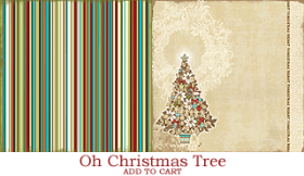 Webster Pages - Home for the Holidays -Oh Christmas Tree paper