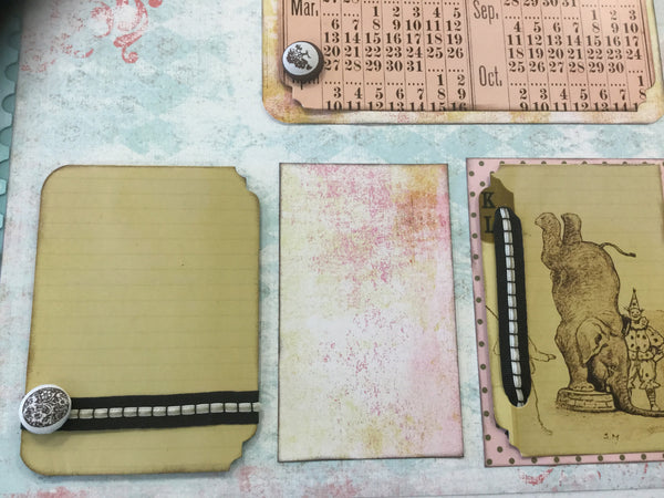 Come Play with Me Layout Kit - Pam Ruth