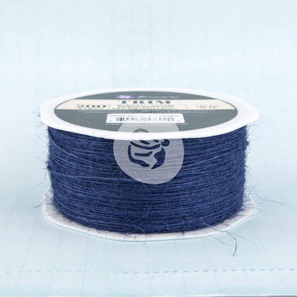 Prima Marketing-Jute Trim - Indigo