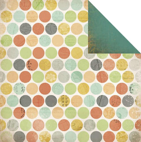 Kaisercraft Lush - Japonica - Double-Sided Paper