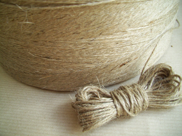 Canvas Corp Natural Jute