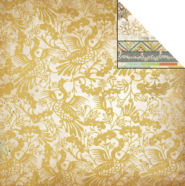 Kaisercraft Lush - Maple - Double-Sided Paper