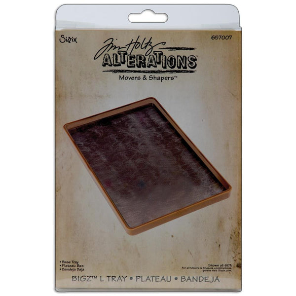 Tools- Tim Holtz MOVERS & SHAPER TRAY