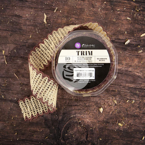 Prima Marketing-Weave Trim