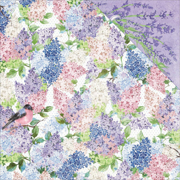 Bo Bunny Press - Secret Garden - Secret Garden Paper
