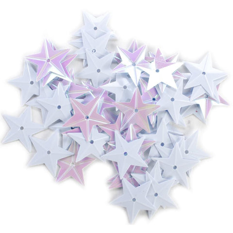 Star Sequins 18mm 50/Pkg