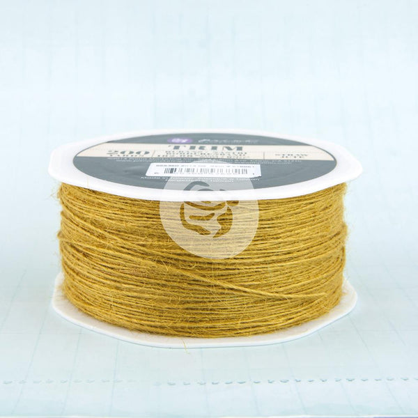 Prima Marketing-Jute Trim - Straw