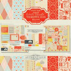 Authentique - Wishes - Paper Collection