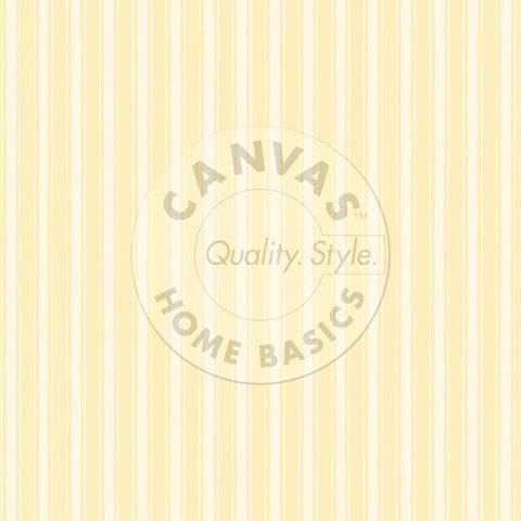 Canvas Corp - Yellow and Ivory French Linen Stripe Paper