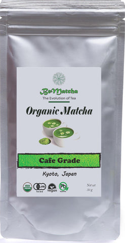 BEMATCHA: NATIONAL HOT TEA MONTH & MATCHA REVIEW