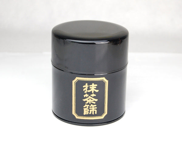 Matcha Tin with Sieve Filter (available in 4 colors) - BeMatcha
