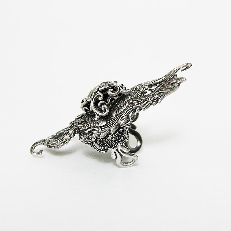 Game of Thrones Medieval Dragon Ring