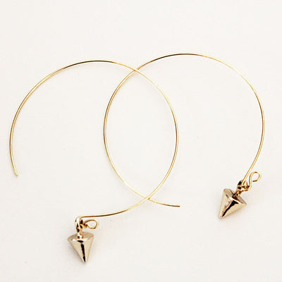 Hoop Wire Earrings