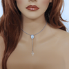Mother Mary Spiritual Choker Necklace