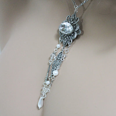Handmade Negligee Necklace