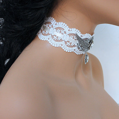 Victorian Fantasy Choker Necklace