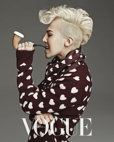 G Dragon for Vogue