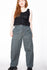 Vintage 80s Denim Work Trousers - The Black Market