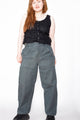 Vintage 80s Denim Work Trousers