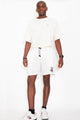 Vintage 90s Gianfranco Ferre White Shorts