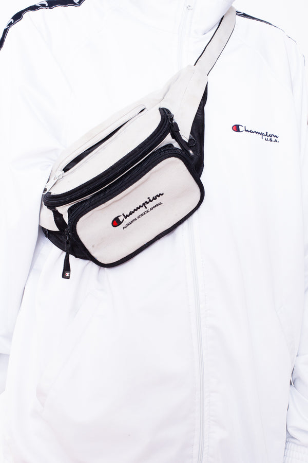Vintage 90s Champion Bum Bag - The Black Market