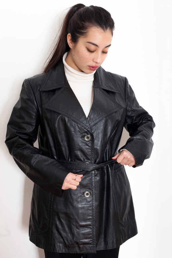 Vintage 90s Helly Hensen Fur Lined Jacket - The Black Market