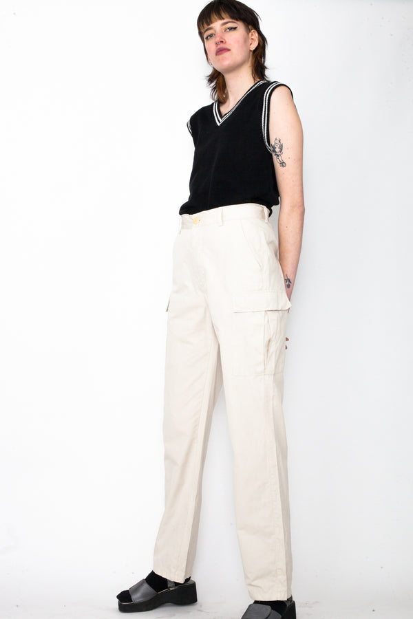 Guess Beige Cargo Pants