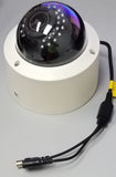 4 Pack: 2 megapixel 4-in-1 IR dome camera 2.8~12mm varifocal lens waterproof