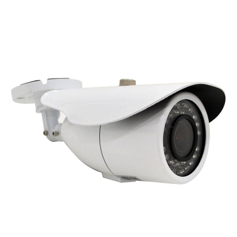 2 megapixel waterproof vari-focal IR bullet camera HDTVI, HDCVI, AHD, and CVBS output - smart security club  - 1