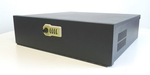 DVR Lock-Box with combination lock - smart security club  - 1