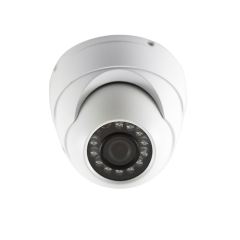 Dahua IPC-HDW4421M 4 megapixel 2.8mm lens WDR IP IR eyeball dome camera, metal chassis - smart security club  - 1