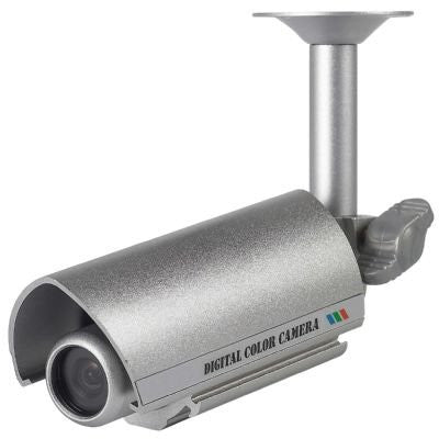 Day & Night Bullet Camera, 520 TV Lines, Made in Korea - smart security club