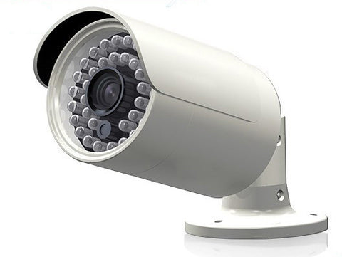 2 megapixel AHD 1080P security IR bullet camera, 3.6mm lens - smart security club