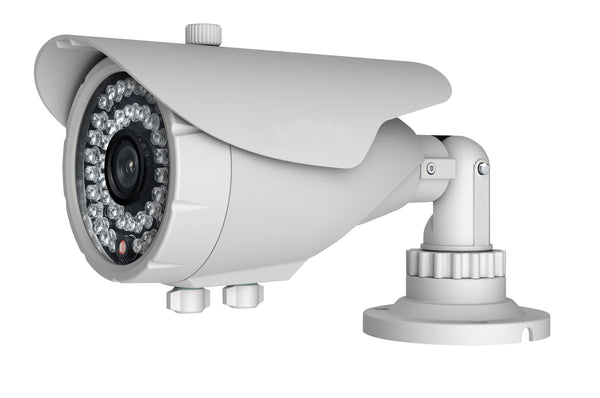 2 megapixel 1080P HD-TVI security IR bullet camera with 2.8~12mm varifocal lens