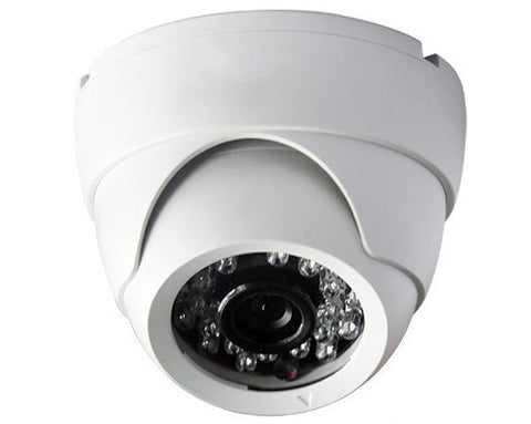 2 megapixel 1080P high definition IR 4-in-1 dome camera - smart security club  - 1