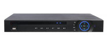 Dahua DVR0404HF-A-E 4 Channel Effio 960H 1U Stand-Alone DVR, 1TB Surveillance HDD - smart security club  - 1
