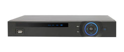 Dahua HCVR5104H 4 Channel 720P Mini 1U HD-CVI DVR - smart security club  - 1