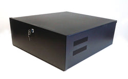 DVR security lock-box, 21 x 21 x 8 inch - smart security club  - 1