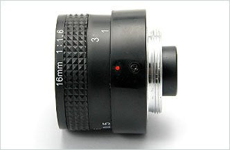 16mm Fixed Focal CCTV Lens - smart security club