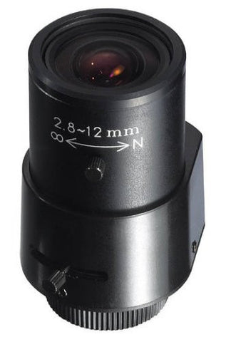 2.8~12mm Vari-Focal Auto Iris Lens - smart security club