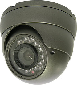 Wonwoo ME-12 2MP HD-SDI varifocal IR indoor eyeball dome camera - smart security club