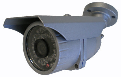Analog IR bullet camera, 480 TV line, IP66 - smart security club