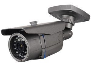 Analog IR Bullet Camera with 700 TV Lines, Sony Effio-E CCD - smart security club