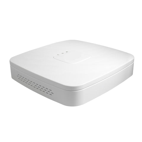 Dahua OEM NVR1104-P 4ch smart 1U 4 PoE NVR - smart security club  - 1