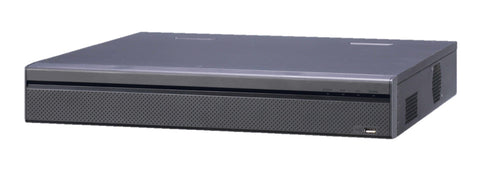 Dahua NVR4432-16P-4K 32ch 1.5U NVR, 16 POE Ports, 12MP Resolution, H.265 - smart security club  - 1