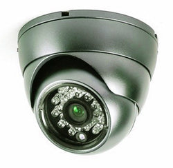 Analog IR mini 420 TV line dome camera - smart security club