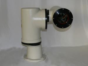 Explosion-Proof Pan Tilt Driver & Camera Housing, Aluminum Casting - smart security club  - 1