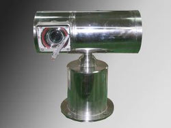 Explosion-Proof Pan & Tilt Camera, STS-304 Stainless-Steel - smart security club  - 1
