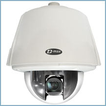 D-max, DMC-20SEW - OUTDOOR PTZ 2 MEGA PIXEL IP CAMERA WITH 30X ZOOM. MADE IN KOREA.